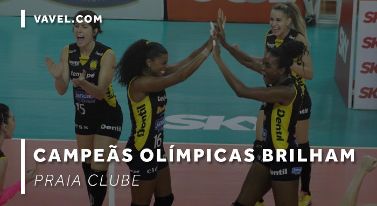 Com um elenco habilidoso, Praia Clube chega forte para final da Superliga