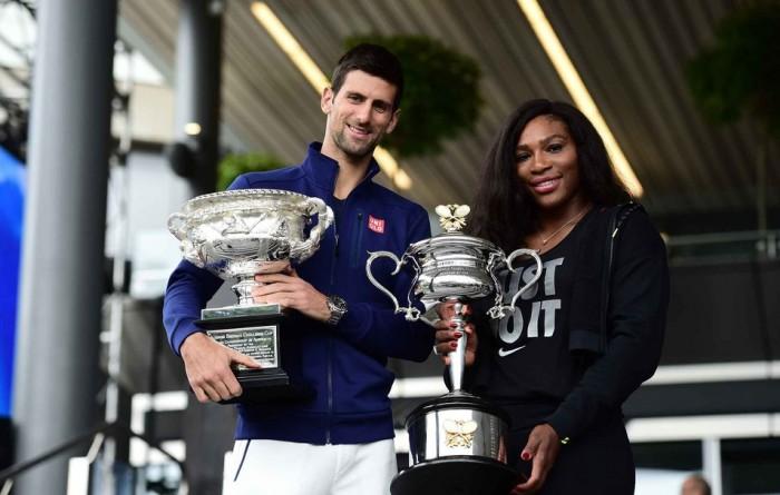 Aberto da Austrália: Os 10 maiores campeões da Era Aberta