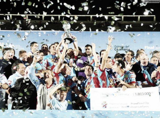 A un año de conquistar toda la Argentina