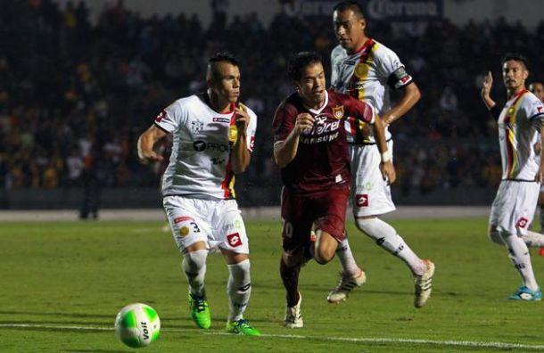 Leones Negros - Estudiantes Tecos: a un paso de Primera