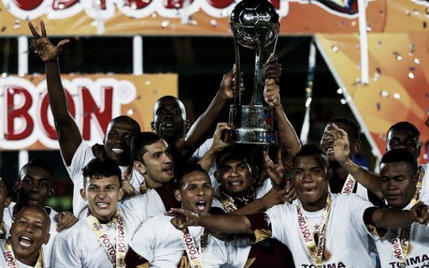 Tolima ya tiene calendario de la Copa Águila 2015
