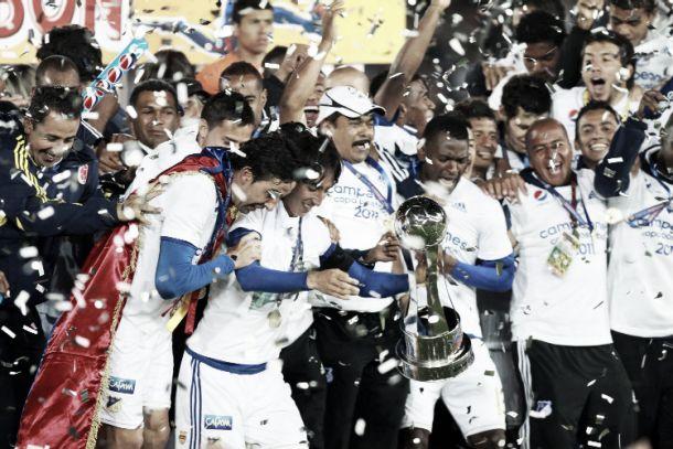 Se conoce el camino azul en la Copa Colombia