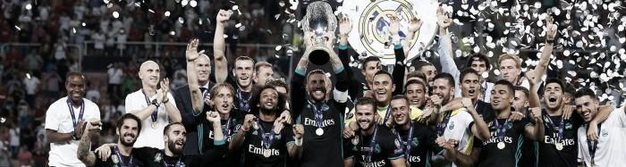 Real Madrid, el rey de las finales