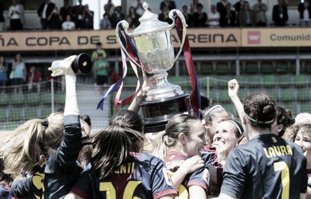 FC Barcelona Femenino 2013: un año de ensueño