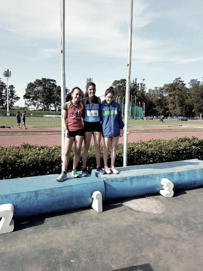 Un record argentino en el Campeonato Provincial U16