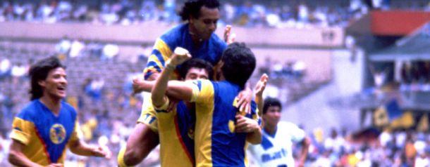 Campeón de Campeones: América - Puebla, Temporada 1987-1988