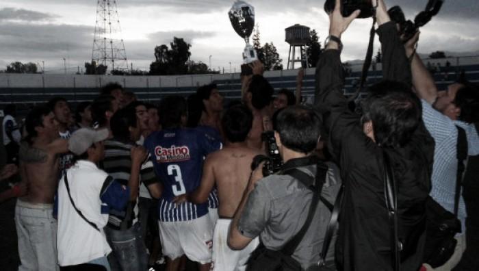 La historia de Godoy Cruz en la Liga Mendocina