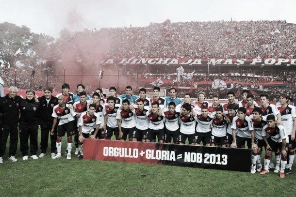 Newell's Old Boys: Torneo Inicial 2013