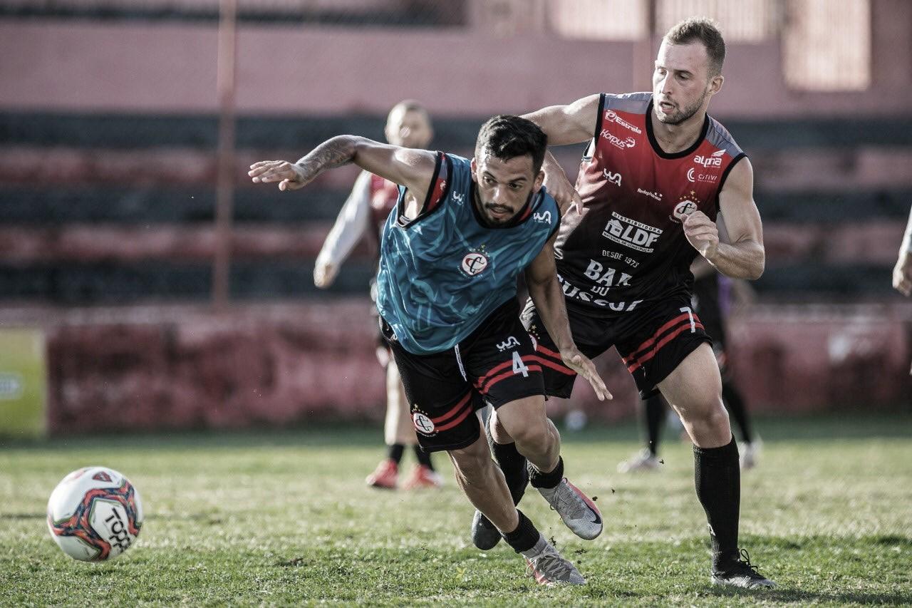Em seu primeiro jogo na temporada, Campinense recebe Bahia pela Copa do Brasil