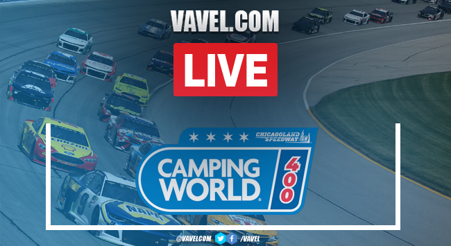 Camping World 400 Race: Live Stream and How to Watch NASCAR