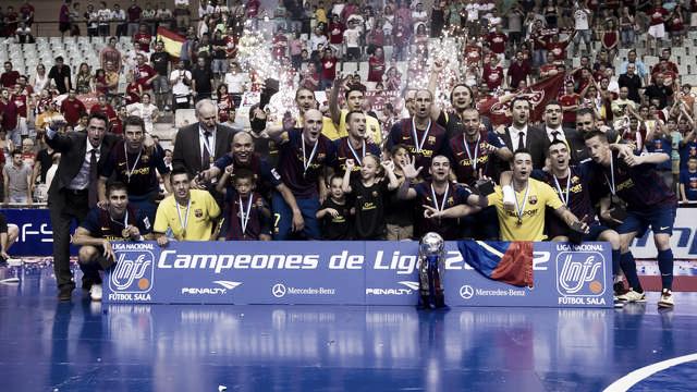 ElPozo Murcia 3-6 FC Barcelona Alusport: continúa la hegemonía blaugrana