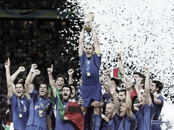 9 luglio 2006, Italia campione del mondo