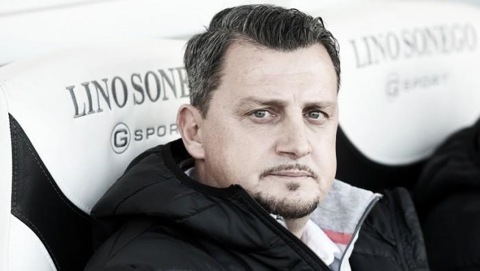Coppa Italia, la gioia del Cesena dopo aver eliminato il Sassuolo