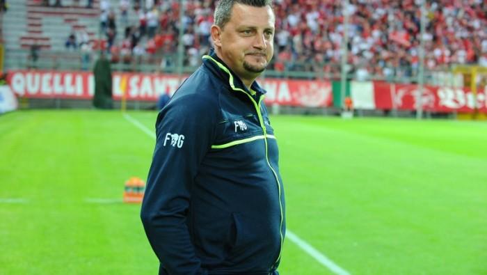 """Serie B - Bari, Camplone nuovo allenatore: """"Piazza difficile ma stimolante. Faremo grandi cose"""""""
