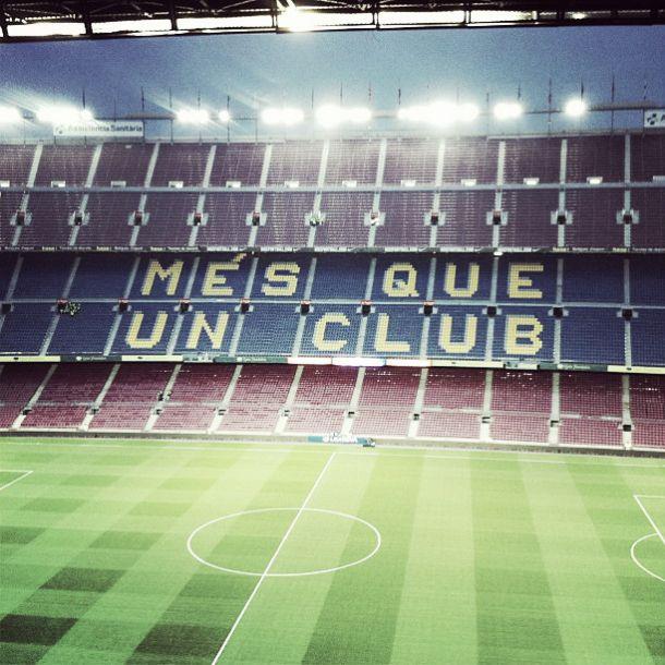 El Camp Nou coronará al nuevo Rey