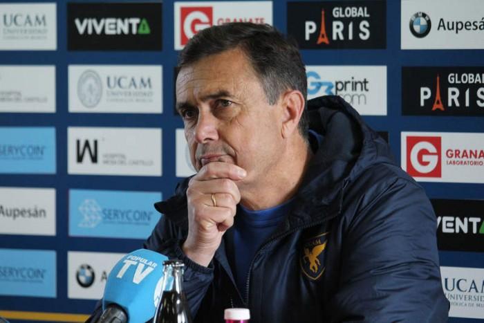 """Campos: """"La respuesta del equipo en el derbi fue muy buena, nos faltaron unos detalles"""""""