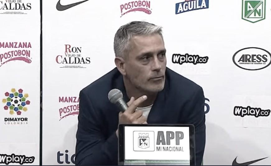Atlético Nacional vs Santa Fe por los octavos de final — Copa Águila
