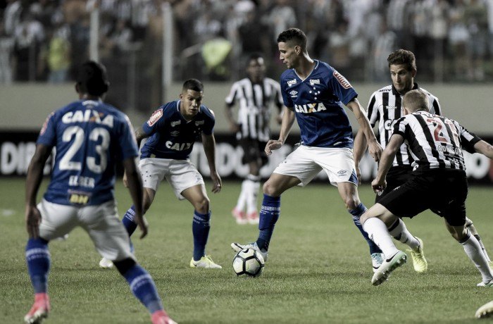 Derrota do Cruzeiro para Atlético-MG encerra série invicta da Raposa sobre o rival no Brasileirão
