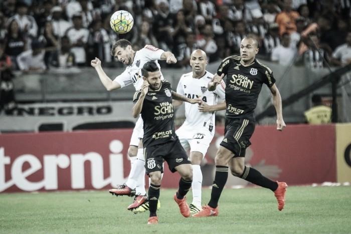 Com vantagem do empate, Ponte Preta encara o Atlético-MG em Campinas