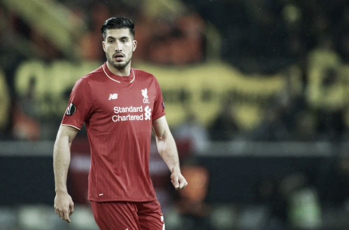 Emre Can sets trophy target for 2016/17 season