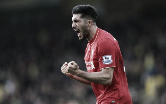 Emre Can ready to become a leader at Liverpool