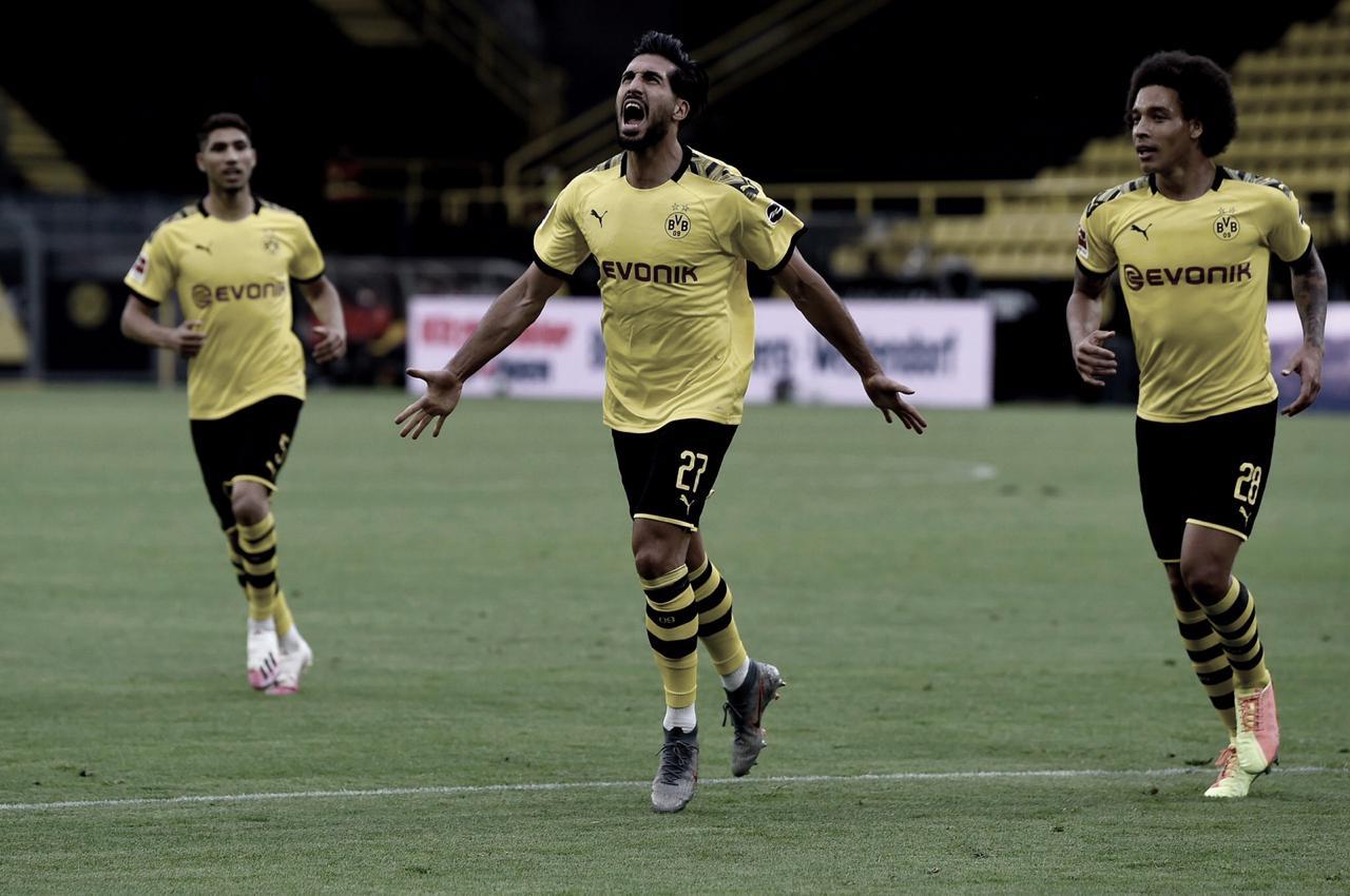 """Can enaltece triunfo do Borussia Dortmund sobre Hertha Berlim: """"Vitória importante"""""""