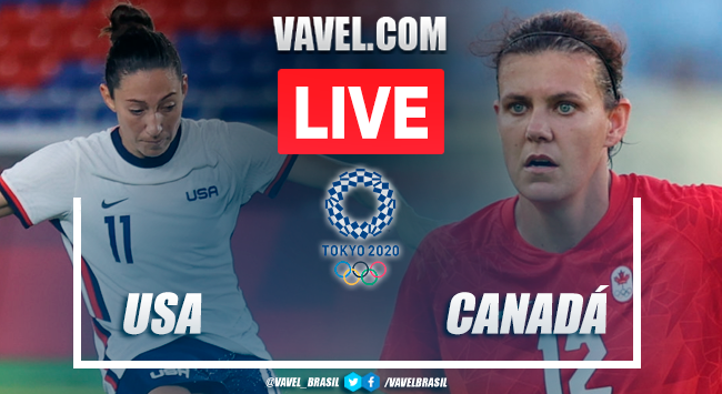 USA vs Canada: Live Stream, How to Watch on TV and Score Updates in Olympic Games 2020