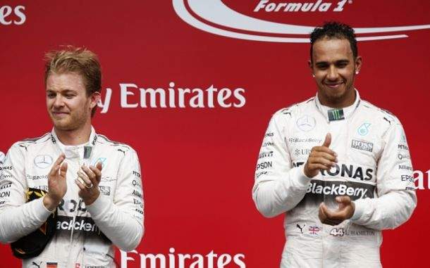 Hamilton: «A equipa fez um trabalho fantástico»