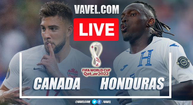 Goals and Highlights: Canada 1-1 Honduras in 2022 World Cup Qualifiers
