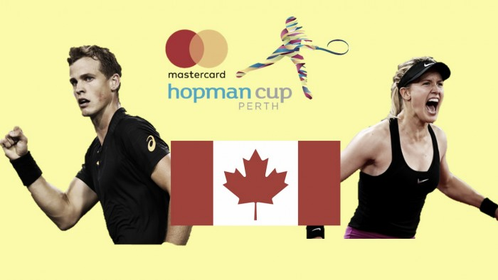 Hopman Cup: Vasek Pospisil, Eugenie Bouchard leads Canada's campaign