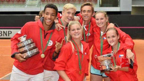 Canada Wins Junior Davis Cup