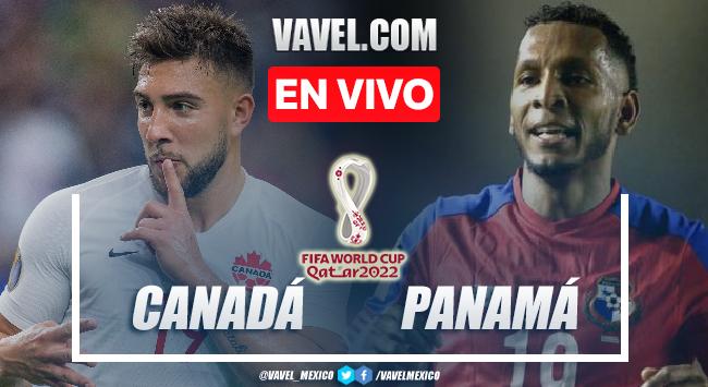 Goles y resumen del Canadá 4-1 Panamá en Eliminatorias CONCACAF 2021