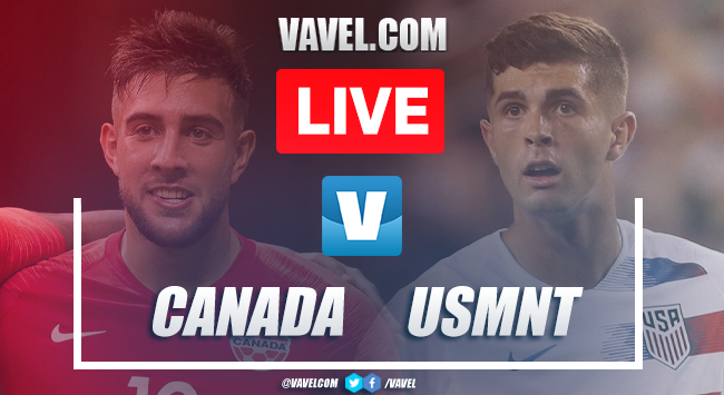 Canada vs USA: LIVE Stream Online and Updates (0-0)
