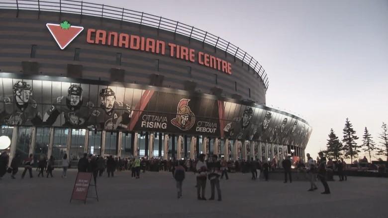 La audiencia de los Ottawa Senators cae en picado