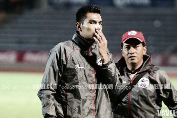 """Francisco Canales: """"Sabíamos lo que queríamos desde el primer partido"""""""