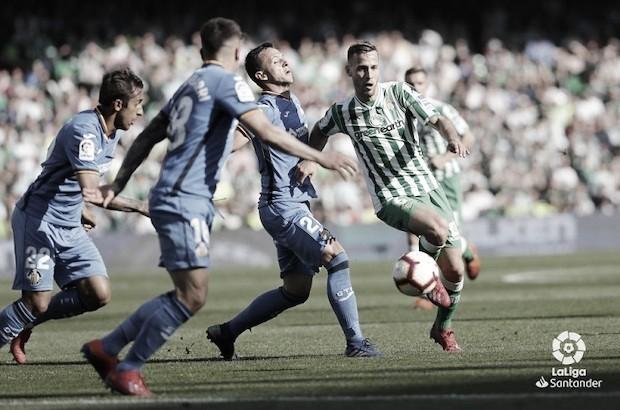 Previa Betis - Getafe: El 'Eurogeta' buscará su primera victoria ante un Villamarín ilusionado
