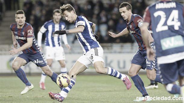 Ya se conoce el horario del Real Sociedad - Eibar | VAVEL.com