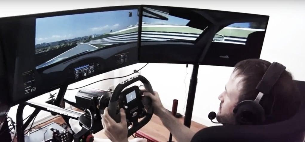 El mejor piloto real en el Simracing es argentino