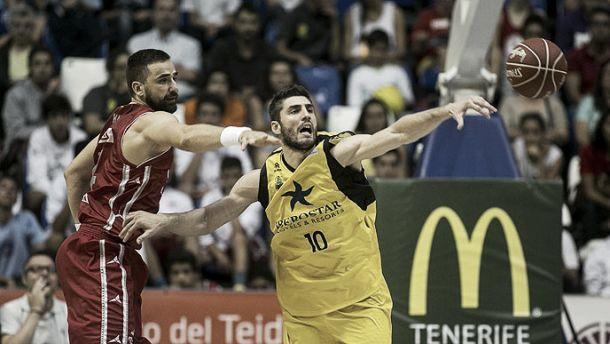 Qué pasó en la primera vuelta: Iberostar Tenerife - CAI Zaragoza