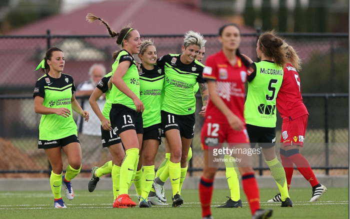 W-League - Week 5 Review: The top two extend their lead