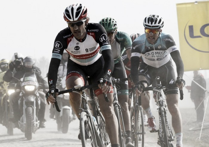 Fabian Cancellara wants to go down in history as Paris Roubaix and Tour of Flanders approach