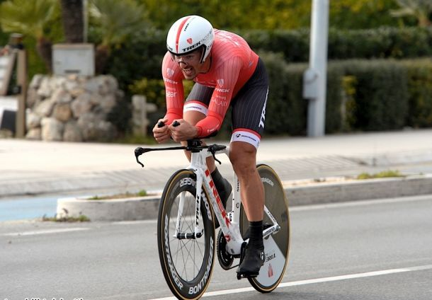 Tirreno - Adriatico: crono finale a Cancellara, secondo Malori. Generale a Quintana
