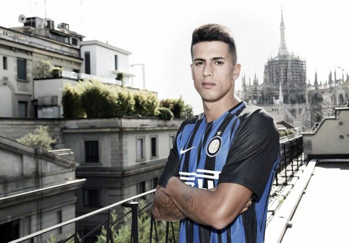 Cancelo, cedido al Inter de Milán