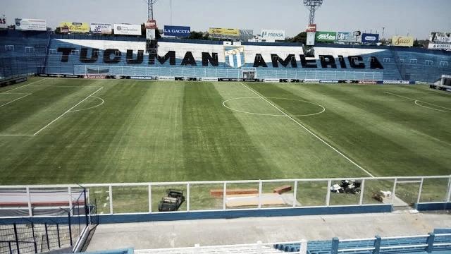Estadio Monumental José Fierro.Foto: Estadios de Argentina.