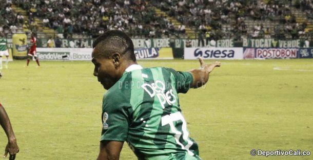 Harrison Canchimbo rescindió su contrato con el Deportivo Cali
