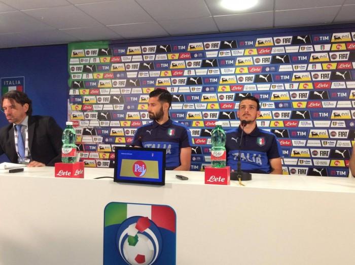 """Euro 2016, Florenzi e Candreva lanciano l'Italia: """"Con la Svezia come contro il Belgio"""""""