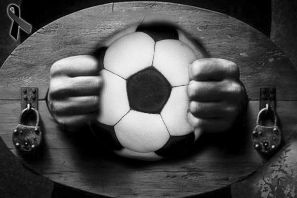 Con la pelota en los puños