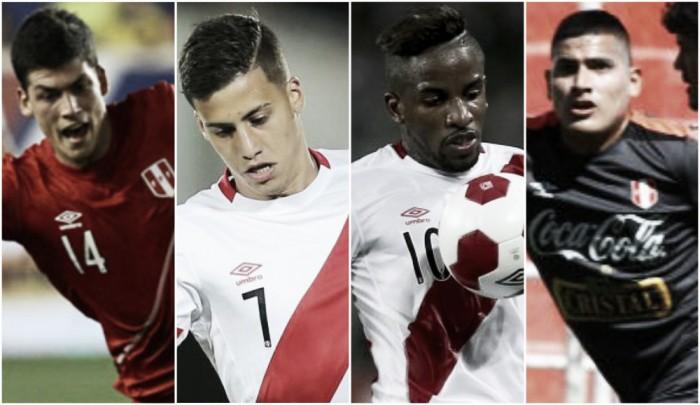 Selección Peruana: Raúl Ruidíaz y 4 candidatos a reemplazarlo ante Paraguay