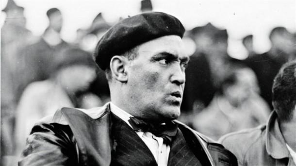 """Cândido de Oliveira, """"el maestro"""""""