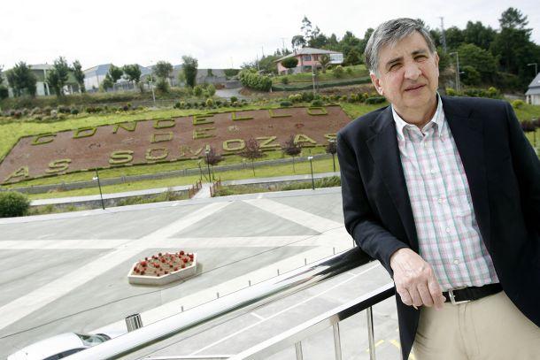 Fallece Manuel Candocia, presidente del Somozas